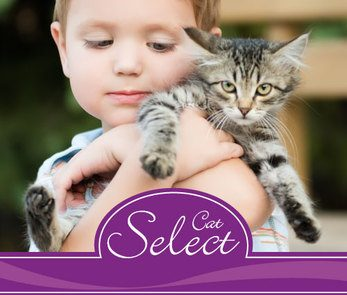 Pienso natural para gatos Select Cat