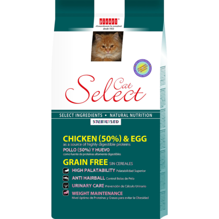 Select Cat Sterilised
