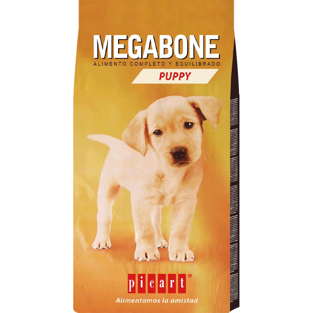 Megabone puppy food