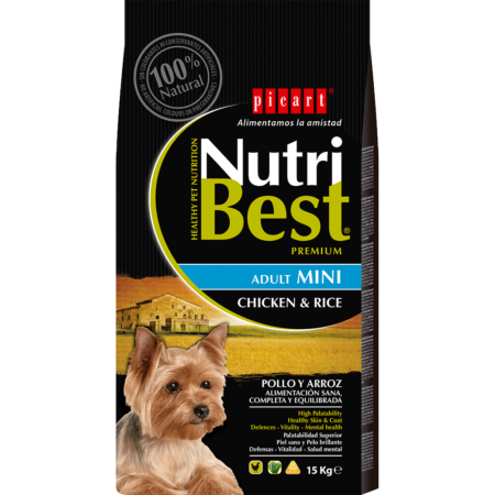 NutriBest Adult Mini