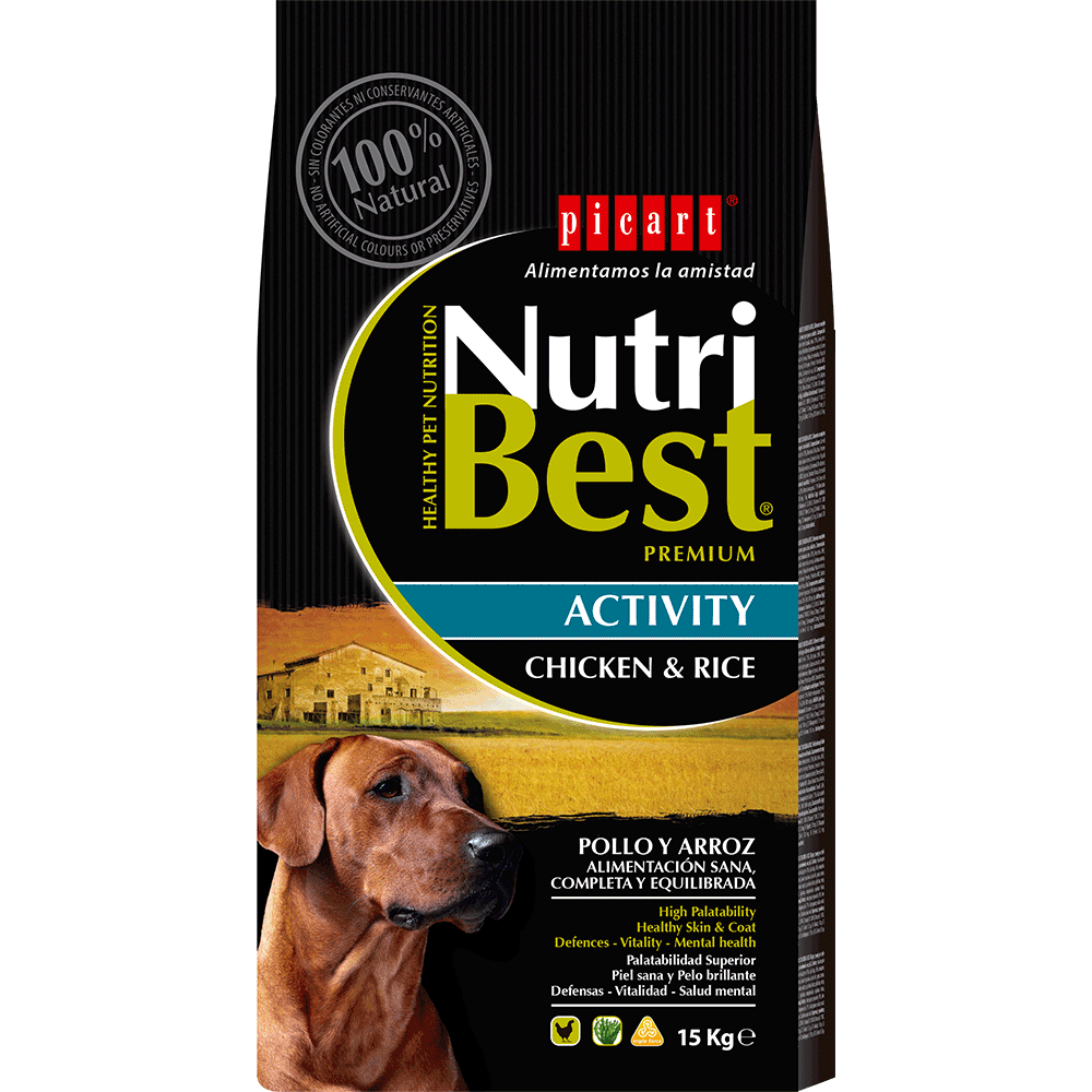nutribest-dog-activity