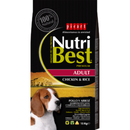 NutriBest Adult Chicken & Rice