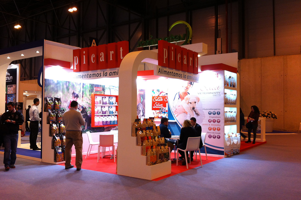Picart Petcare In The Most Recent Edition Of Propet Held In Madrid, From The 3rd To 5th Of March