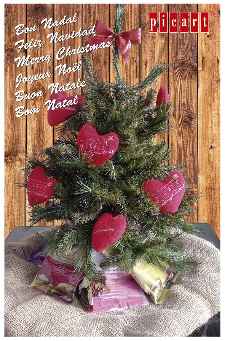 Picart Petcare Os Desea Feliz Navidad