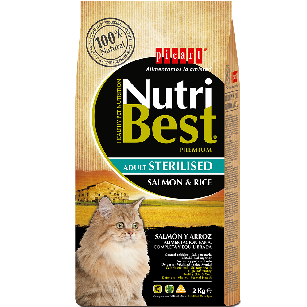 NutriBest Cat Sterilised