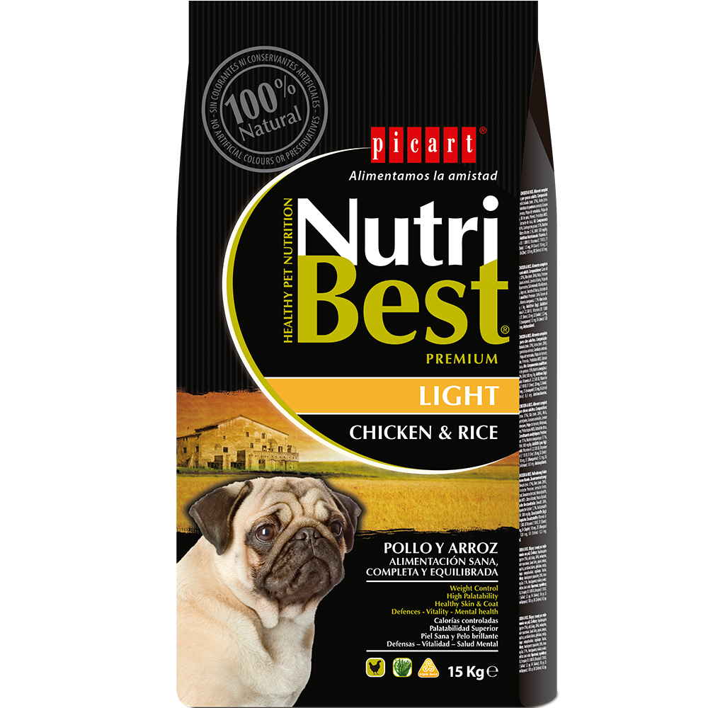 Nutribest Light per web