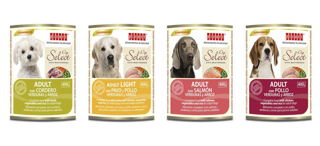 Comida Natural Humeda Select Dog