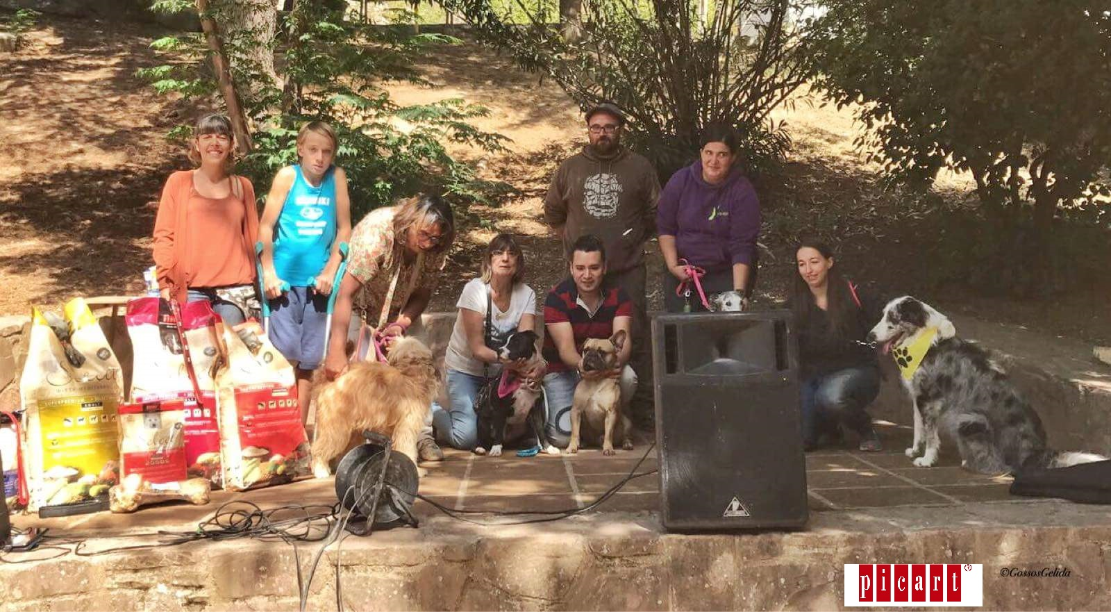 Picart Petcare En La Feria De Animales De Gelida 2017