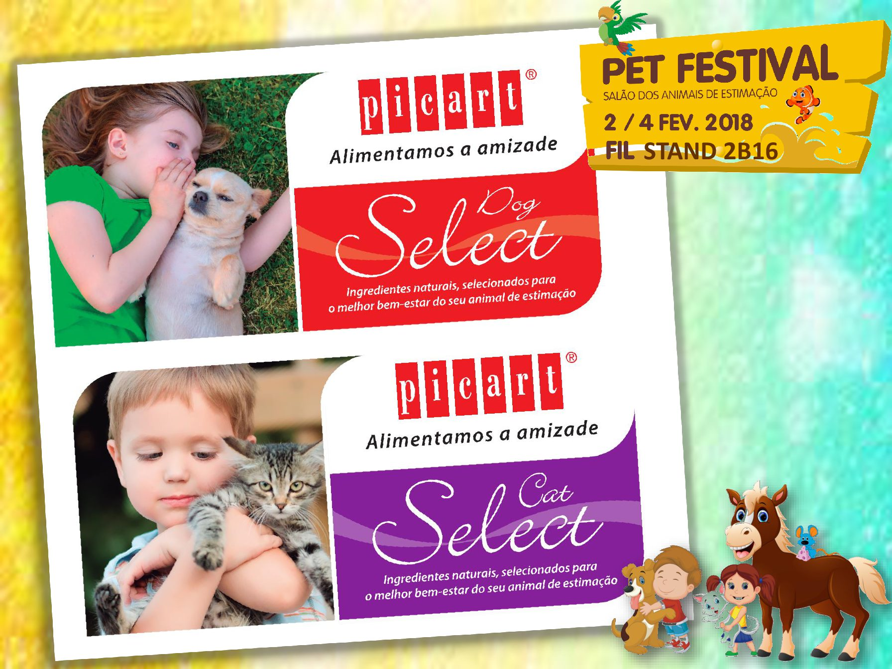 Picart Petcare En Pet Festival Lisboa 2018