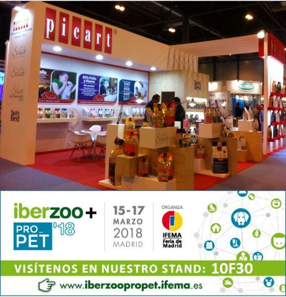 Picart Petcare En Iberzoo+Propet 2018