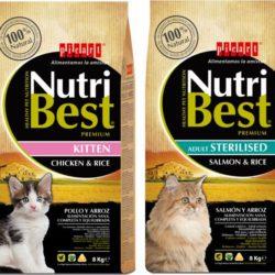 Picart Petcare Lanza Sus Nuevos Formatos Nutribest Cat