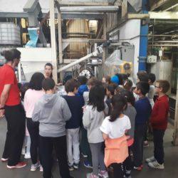 Los Alumnos De La Escuela Torre Roja Visitan Nuestras Instalaciones