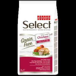 Picart Select Grain Free Chicken Menu