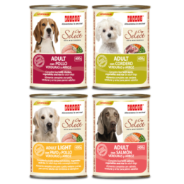 Select Dog Adult Llaunes 400 G