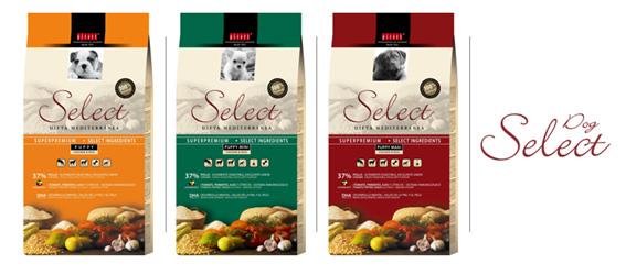 alimentación para cachorros