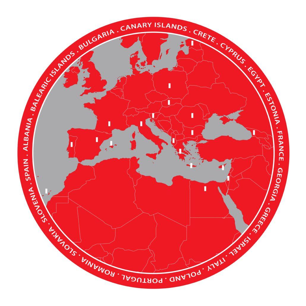 Mapa Picart act 2019