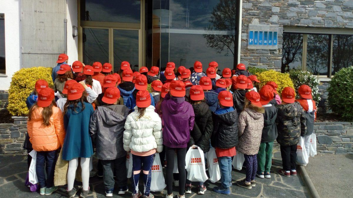La Escuela Torre Roja Vuelve A Picart Petcare