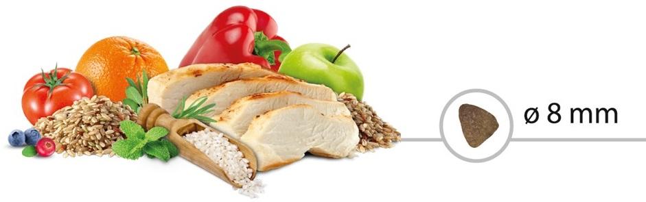Croqueta Picart Select Mini Light Sterilised Chicken & Rice