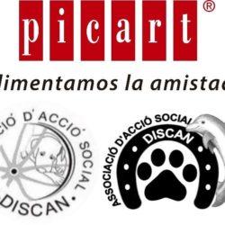 Picart Petcare Colabora Con La Asociación De Acción Social Discan