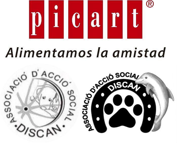 Picart Petcare col·labora amb Discan