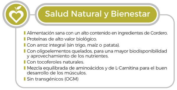 Salud Natural Lamb