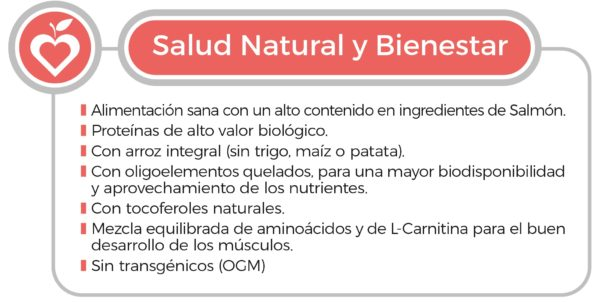 Salud Natural Salmon