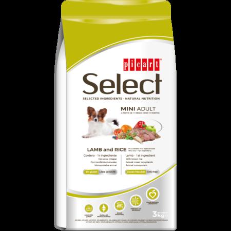 Picart Select MINI ADULT Lamb And Rice