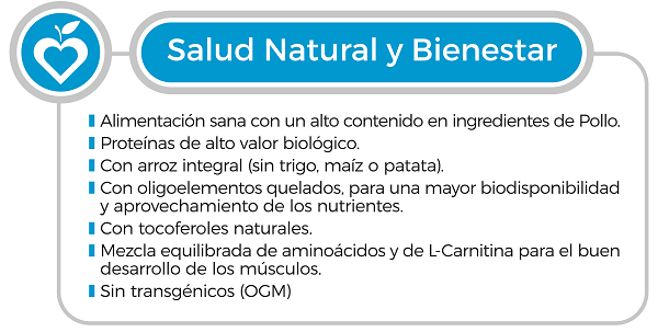 Salud Natural Adult