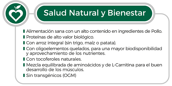 Salud Natural Puppy