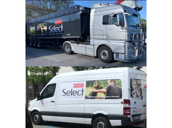 Nova Imatge Camions I Furgos Picart