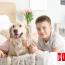 Perros Y Niños En Casa
